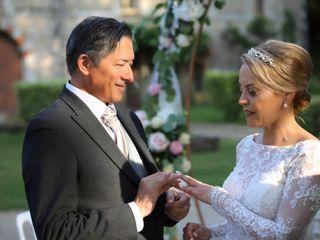Le mariage de Rossy et Serge