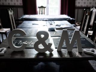 Le mariage de Chloé et Mathias 1