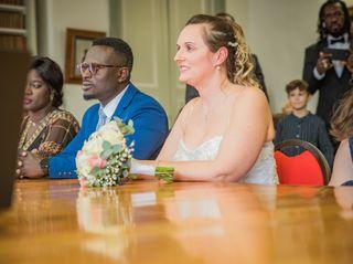 Le mariage de Vanessa et Ballis