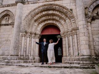 Le mariage de Vinciane et Johan