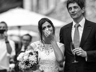 Le mariage de Antoine et Galina