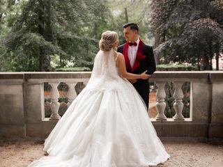 Le mariage de Jennifer et Nuhi