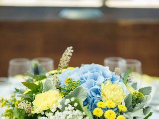 Le mariage de Rebecca et Gareth 3
