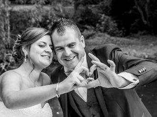Le mariage de Charlène et Benoît