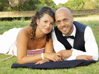 Le mariage de Nadine et Anthony