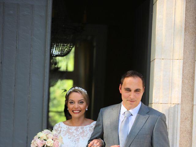 Le mariage de Serge et Rossy à Benest, Charente 7