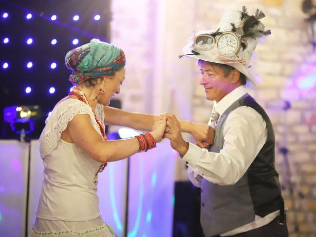 Le mariage de Serge et Rossy à Benest, Charente 22