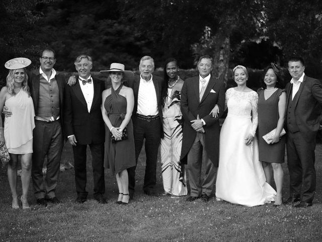 Le mariage de Serge et Rossy à Benest, Charente 31
