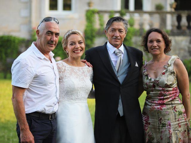 Le mariage de Serge et Rossy à Benest, Charente 33