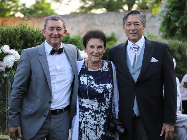 Le mariage de Serge et Rossy à Benest, Charente 34