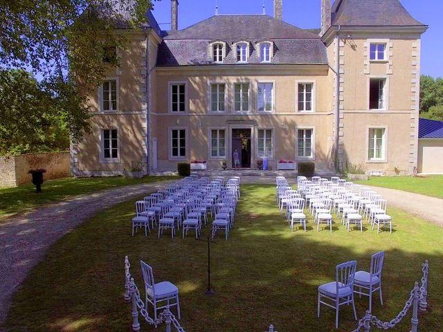 Le mariage de Serge et Rossy à Benest, Charente 63