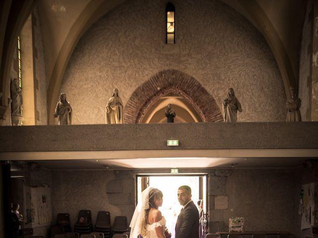 Le mariage de Amélie et Josselin à La Pierre, Isère 3