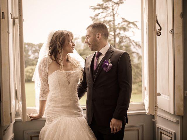 Le mariage de Amélie et Josselin à La Pierre, Isère 2