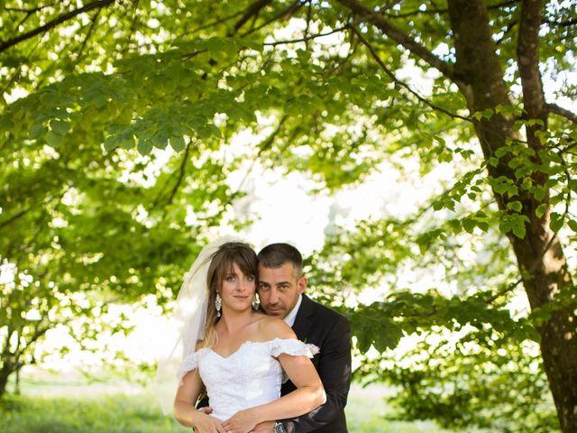 Le mariage de Amélie et Josselin à La Pierre, Isère 7