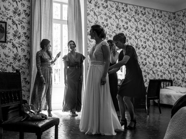 Le mariage de Mathias et Chloé à Grospierres, Ardèche 24