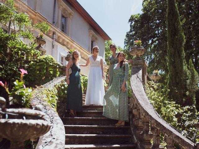 Le mariage de Mathias et Chloé à Grospierres, Ardèche 27