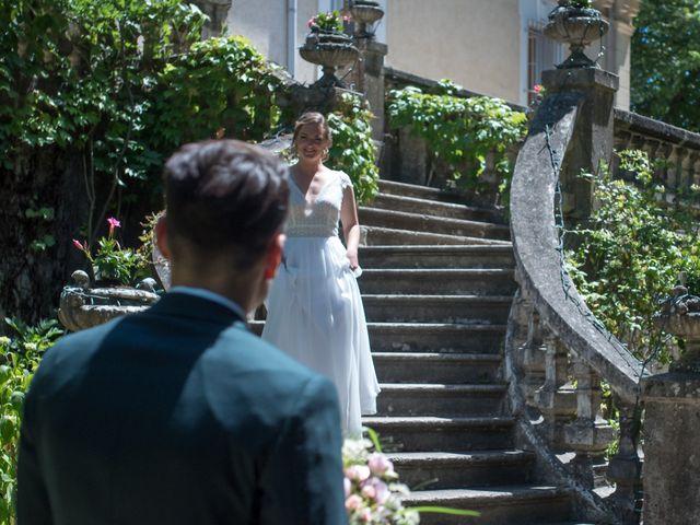 Le mariage de Mathias et Chloé à Grospierres, Ardèche 29