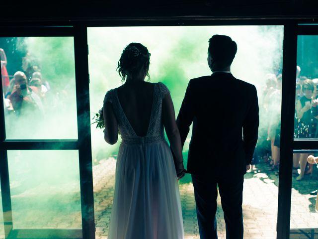 Le mariage de Mathias et Chloé à Grospierres, Ardèche 34
