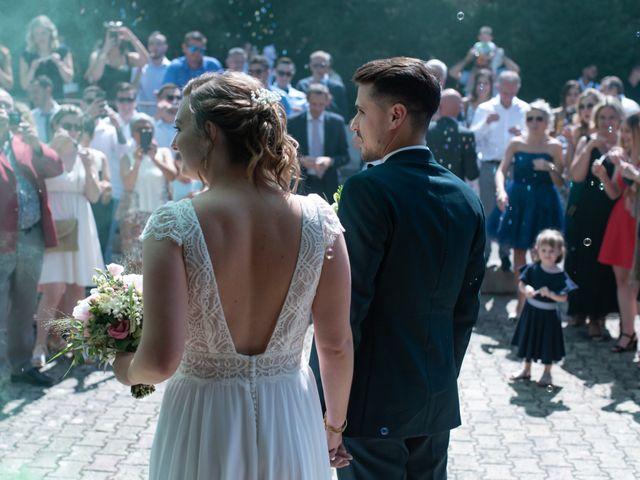 Le mariage de Mathias et Chloé à Grospierres, Ardèche 35