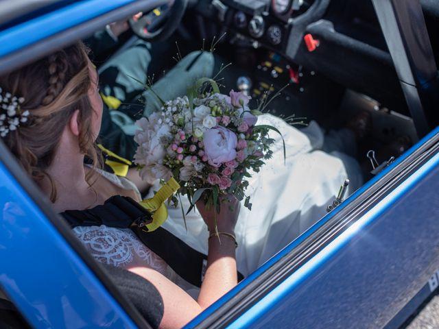 Le mariage de Mathias et Chloé à Grospierres, Ardèche 36
