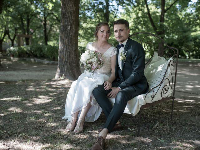 Le mariage de Mathias et Chloé à Grospierres, Ardèche 39