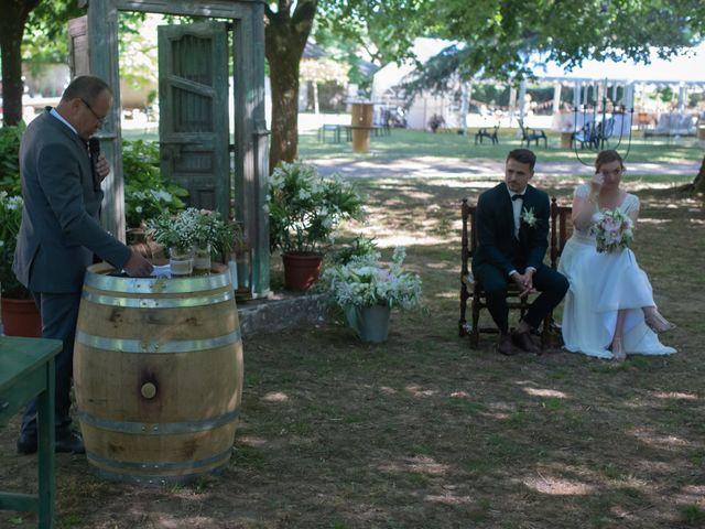 Le mariage de Mathias et Chloé à Grospierres, Ardèche 40