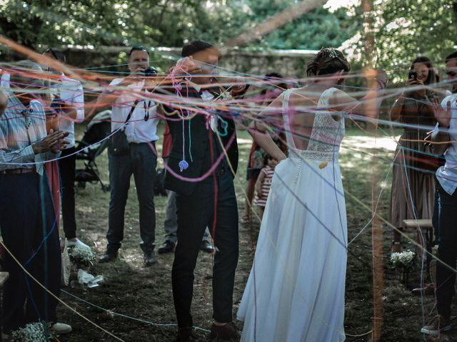 Le mariage de Mathias et Chloé à Grospierres, Ardèche 43