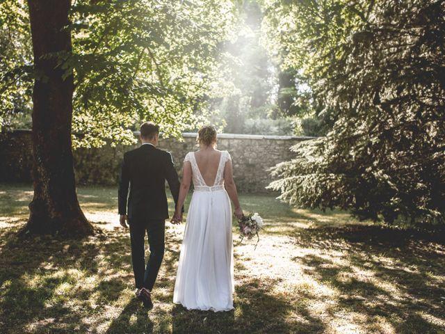 Le mariage de Mathias et Chloé à Grospierres, Ardèche 44