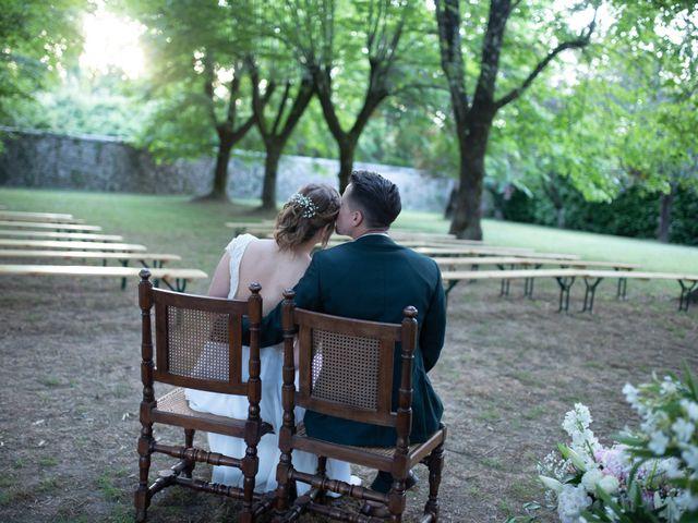 Le mariage de Mathias et Chloé à Grospierres, Ardèche 46