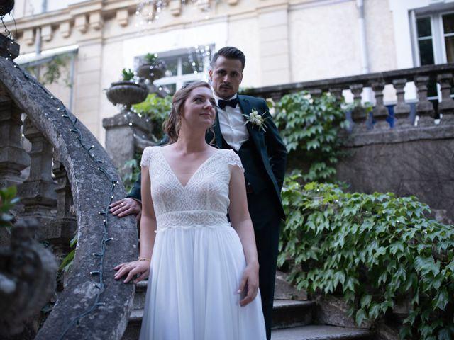 Le mariage de Chloé et Mathias