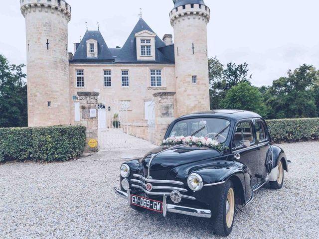 Le mariage de David et Justine à Blanquefort, Gironde 16
