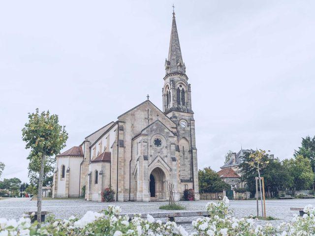 Le mariage de David et Justine à Blanquefort, Gironde 18