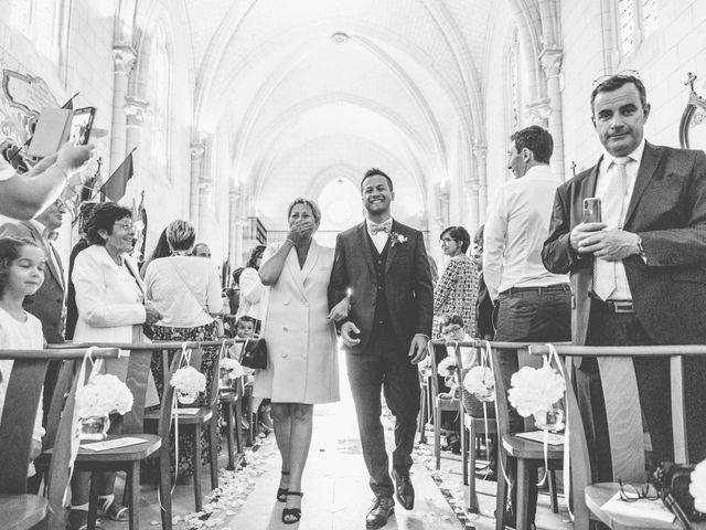 Le mariage de David et Justine à Blanquefort, Gironde 23
