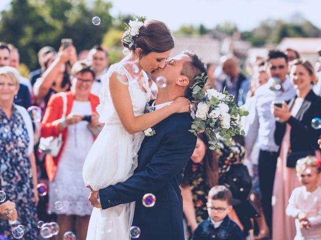 Le mariage de David et Justine à Blanquefort, Gironde 24