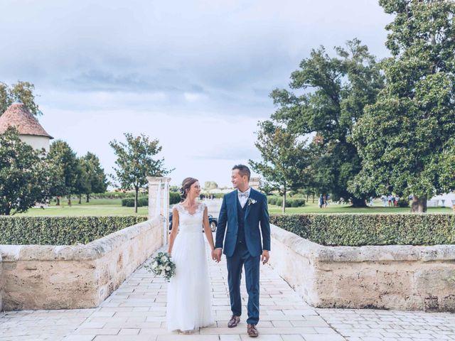 Le mariage de David et Justine à Blanquefort, Gironde 2
