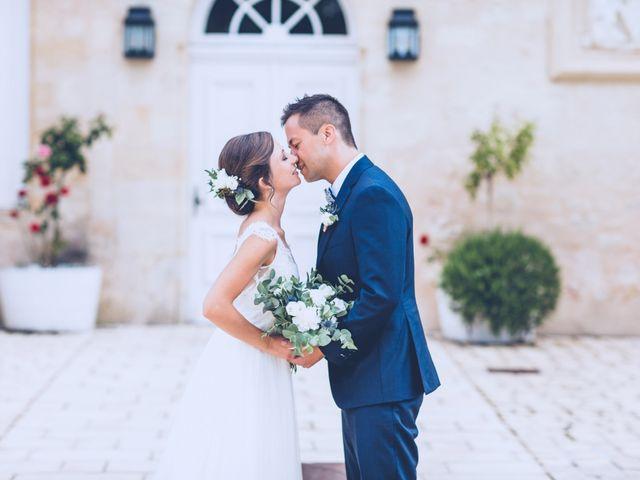 Le mariage de David et Justine à Blanquefort, Gironde 27