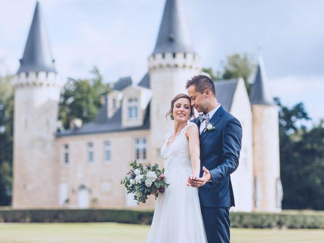 Le mariage de David et Justine à Blanquefort, Gironde 30
