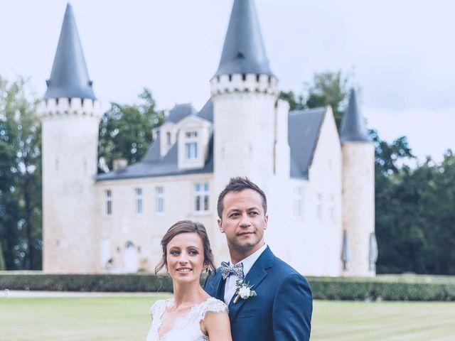 Le mariage de David et Justine à Blanquefort, Gironde 31