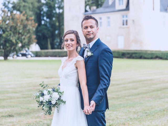 Le mariage de David et Justine à Blanquefort, Gironde 32