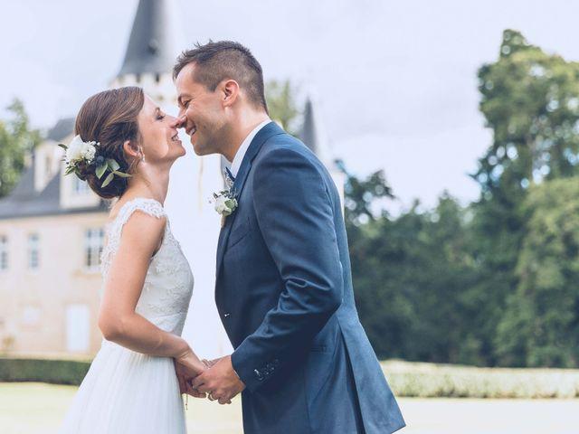 Le mariage de David et Justine à Blanquefort, Gironde 34