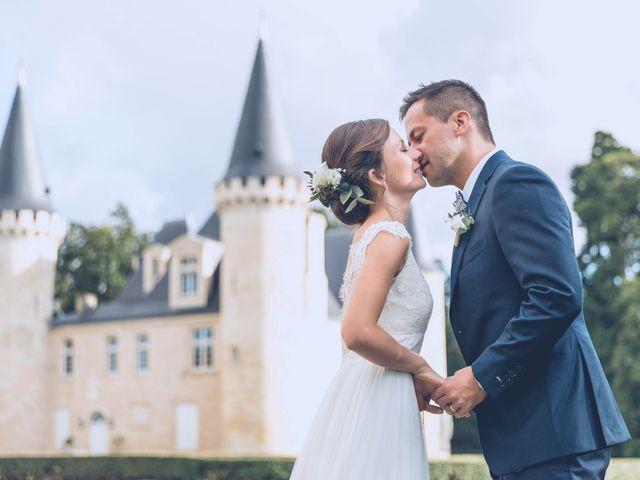 Le mariage de David et Justine à Blanquefort, Gironde 35