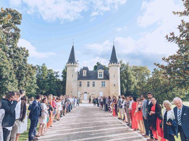 Le mariage de David et Justine à Blanquefort, Gironde 37