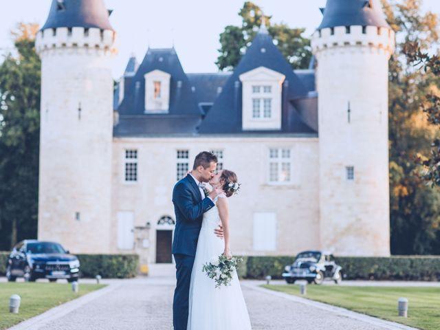 Le mariage de David et Justine à Blanquefort, Gironde 43