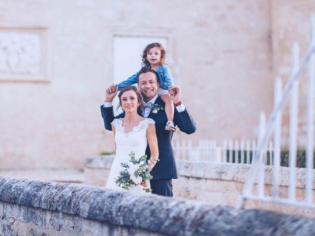 Le mariage de David et Justine à Blanquefort, Gironde 44
