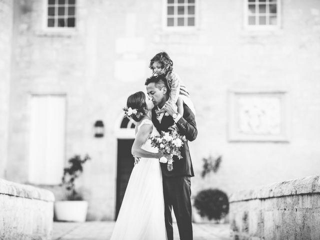 Le mariage de David et Justine à Blanquefort, Gironde 45