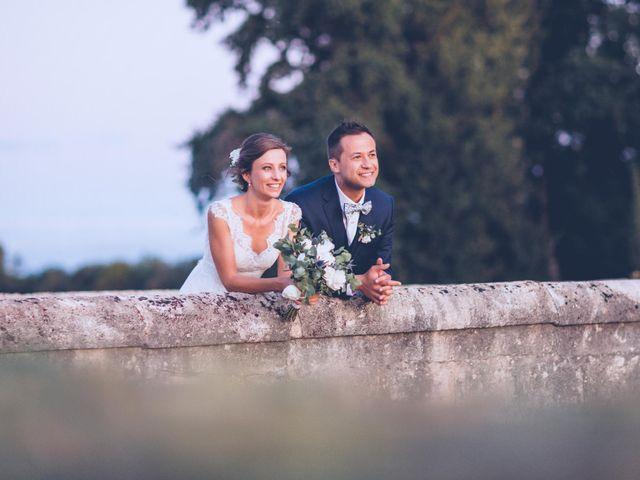 Le mariage de David et Justine à Blanquefort, Gironde 46