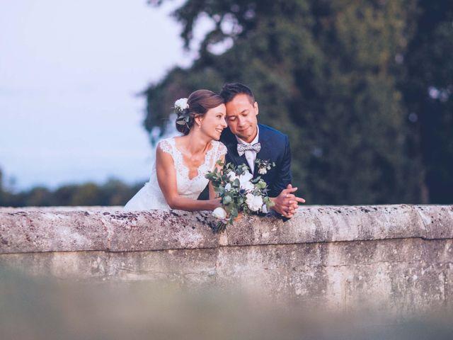 Le mariage de David et Justine à Blanquefort, Gironde 47