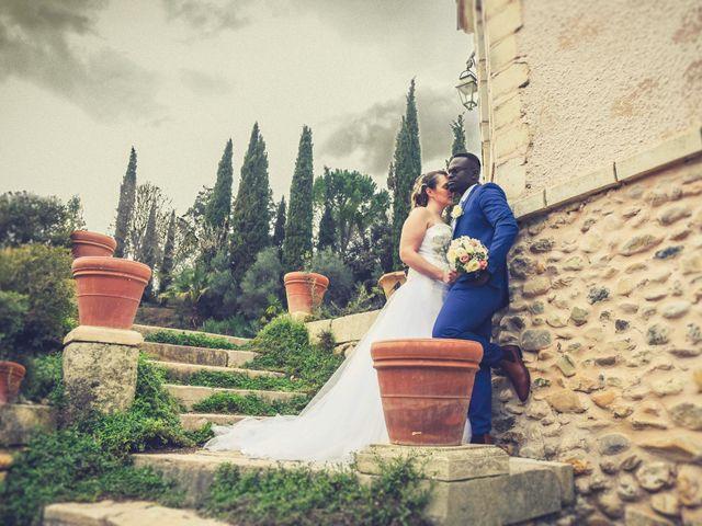 Le mariage de Ballis et Vanessa à Saint-André-de-Sangonis, Hérault 1