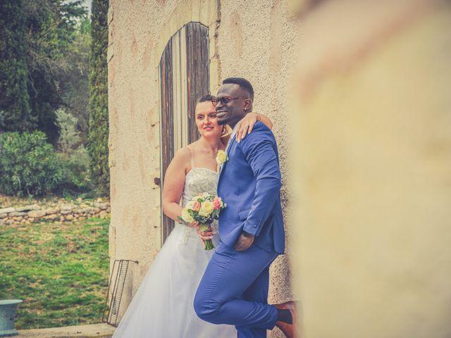 Le mariage de Ballis et Vanessa à Saint-André-de-Sangonis, Hérault 4