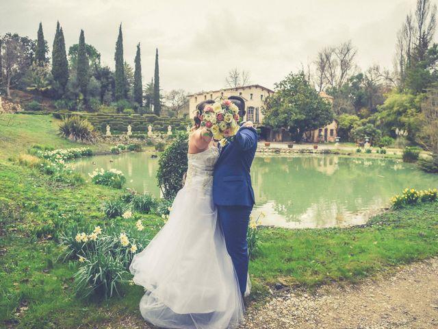 Le mariage de Ballis et Vanessa à Saint-André-de-Sangonis, Hérault 5